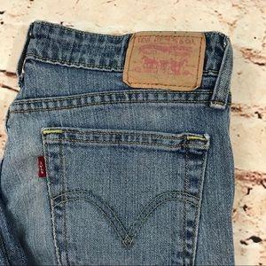 Levi's Jeans, Size 7M, inseam Aprox 32